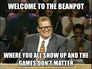 welcome to the beanpot