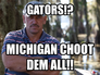 Michigan Kills Gators